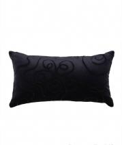 Декоративные подушки. Декоративная подушка (26х50) Haakon / Modi F4 темно-синий от FANNY ARONSEN