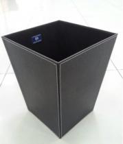 Офисные вёдра Корзины для бумаг Урны. Емкость для мусора 2603BK