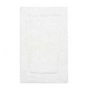 Коврики для ванной комнаты. Коврик 61х101 Elegance White ELR-244-W
