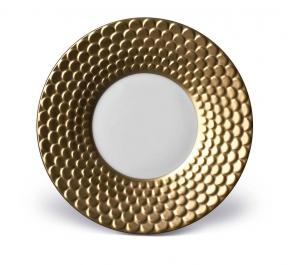 Посуда Столовые приборы Декор стола Deluxe. Блюдце Aegean Gold
