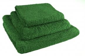 Полотенца хлопковые.         Полотенце Супер Пил Зеленый