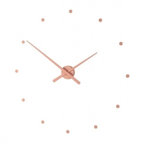 Часы. OJ pink