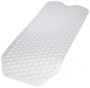 Противоскользящие коврики для ванн, душа и душевых поддонов. Коврик виниловый Clear vinil Tub Mat Super Clear TM-JUMBO/26