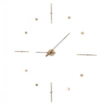 Часы. Nomon Mixto Gold N полированная латунь Ø155 см