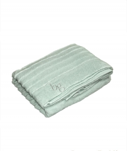 Полотенца хлопковые Deluxe. Банное полотенце Natasha мятный  от Blugirl art.78718-06