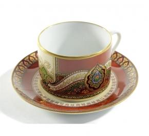 Посуда Столовые приборы Декор стола Deluxe. Пара чайная Hayat. Набор