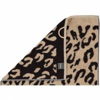 ".         Полотенце CAWO ""Leopard"" 563 Коричневый"