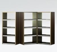 Книжные шкафы стеллажи. Стеллаж Candide Armani/Casa