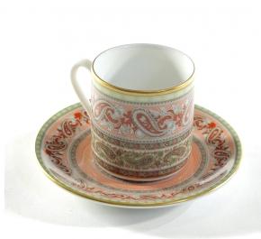 . Пара кофейная Oriental