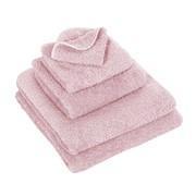 Полотенца хлопковые.         Полотенце Супер Пил розовое