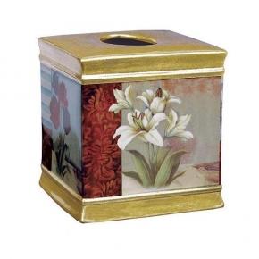 . Бокс для салфеток салфетница Tulip & Lily XLILY005C
