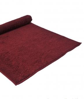 Коврики для ванной комнаты. Полотенце для ног (коврик) CHESTER (MUSON) 70х140 красный от Casual Avenue