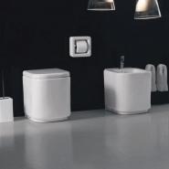 Унитазы Биде. Унитаз приставной Althea Ceramica Design D-Style 40031