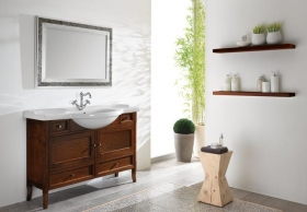 Мебель для ванной комнаты. Eban Arianna 120 композиция Т2 мебель для ванной