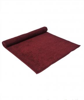 . Полотенце для ног (коврик) CHESTER  (MUSON) 60х90 красный от Casual Avenue