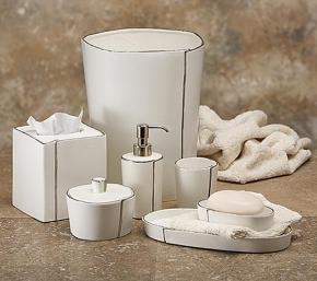 . Lino Platinum керамические настольные аксессуары для ванной
