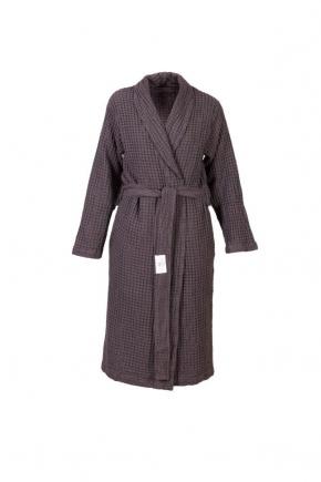 Халаты Одежда для бани и сауны.         Халат ABYSS Поусада 993