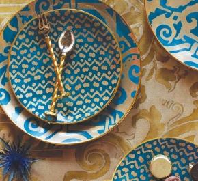 . Набор из 4-х тарелок для канапе Fortuny Tapa