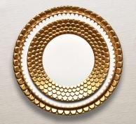 . Тарелка Aegean Gold закусочная