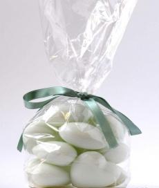 Luxury Гель для душа Мыло. Мыло ароматизированное Сердечки Зеленый чай от Le Blanc