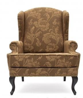 . Кресло Duart BF31 Orange Mustard  от Elizabeth Douglas