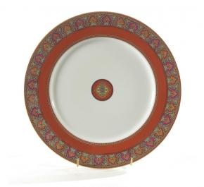 Посуда Столовые приборы Декор стола Deluxe. Тарелка Hayat столовая (27 см)