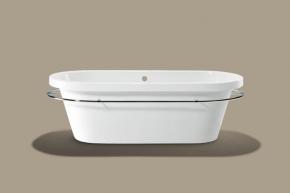 Ванны. Knief Aqua Plus Ванна модель LOFT I 1850 x 835 x 600 мм