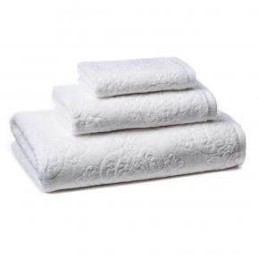 Полотенца хлопковые. Полотенце для рук Bedminster Damask White