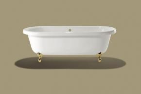 Ванны на ножках. Knief Aqua Plus Ванна модель EDWARDIAN XL 1800 x 800 x 600 мм