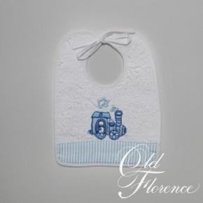 Текстиль для детей: полотенца, халаты, постельное бельё и др.. СЛЮНЯВЧИК ТРЕНИНО S
