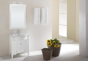 Мебель для ванной комнаты. Eban Federica 70 композиция Т19 мебель для ванной