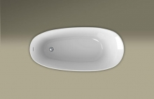 Ванны. Knief Aqua Plus Ванна модель RELAX 1800 x 850 x 620 / 760 мм