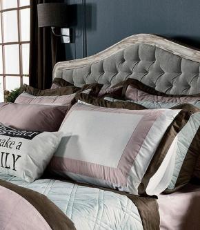 Постельное бельё. Постельное белье SOHO двуспальное евро (200х220) Розовый от Casual Avenue