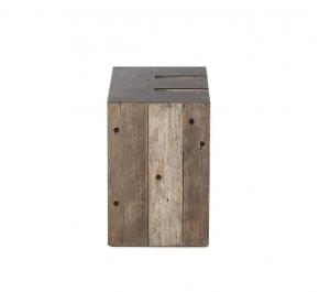 Журнальные Приставные Кофейные столы. Стол приставной Wooden Alphabet E
