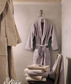 Халаты Одежда для бани и сауны Deluxe. Халат банный Elisir от Blumarine Art.78650