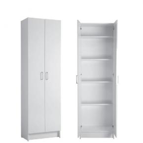 Итальянские постирочные раковины Мебель и оборудование для постирочной комнаты. Colavene Brava 4 Bis высокий шкаф для постирочной двухстворчатый