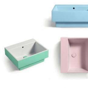 . Colavene Volant универсальная постирочная раковина глубокая для ванной