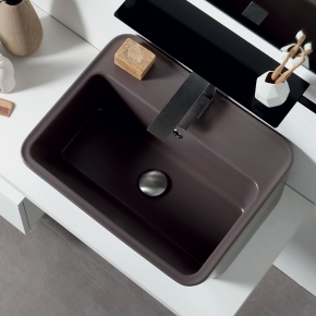 . Colavene Wynn универсальная постирочная раковина глубокая для ванной коричневая