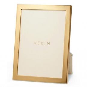 Аксессуары и Мебель для дома. Martin Aerin фоторамка прямоугольная золото