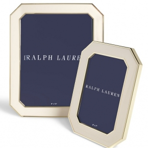 Рамки для фотографий Deluxe. Ralph Lauren Cream Becker Бекер рамка для фотографий