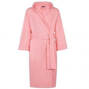 Халаты Одежда для бани и сауны Deluxe. Versace home collection Medusa Classic халат махровый розовый