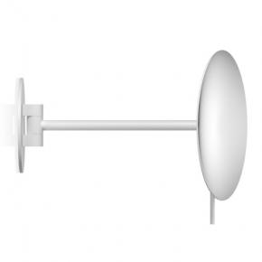 . Decor Walther белое матовое настенное косметическое зеркало х5