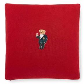 Декоративные подушки Deluxe. ALSEN RED подушка Ralph Lauren 46х46