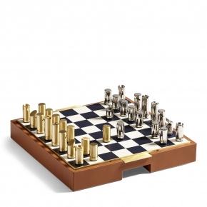 . FOWLER CHESS SET шахматы настольные Ralph Lauren