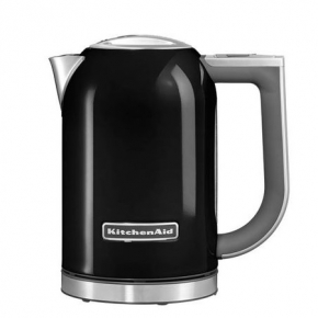 Электрические чайники и кофемашины. KitchenAid чайник электрический 1,7 литра Чёрный