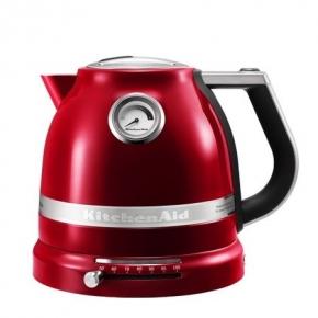 Электрические чайники и кофемашины. KitchenAid чайник электрический 1,5 литра Карамельное яблоко