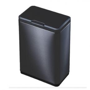 Сенсорные вёдра и баки для мусора. EKO сенсорное ведро для мусора 30 и 50 литров Графит