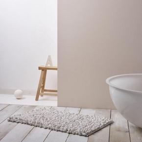 Aquanova ROCCA ivory коврик для ванной 100х60