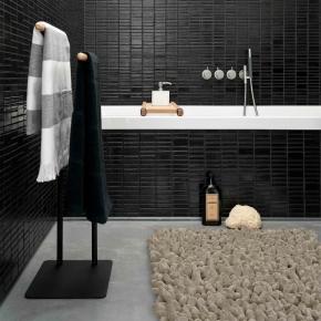 . Aquanova ROCCA linen коврик для ванной Лён 120х70