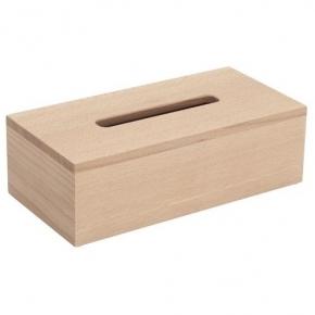 Салфетницы настольные настенные. Decor Walther Настольные аксессуары для ванной деревянные тон Бук салфетница